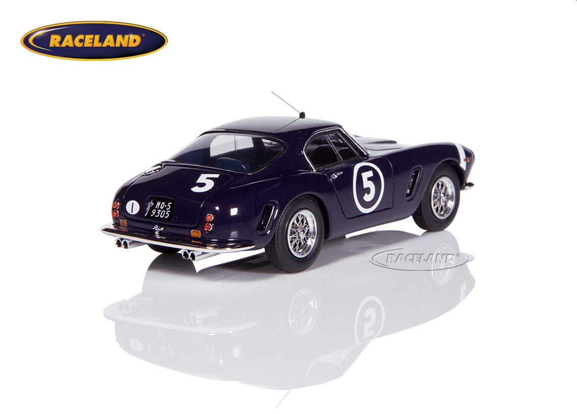 Ferrari 250 GT SWB R.R.C. Walker winner Tourist Trophy Nassau 1960 Stirling Moss Image 2