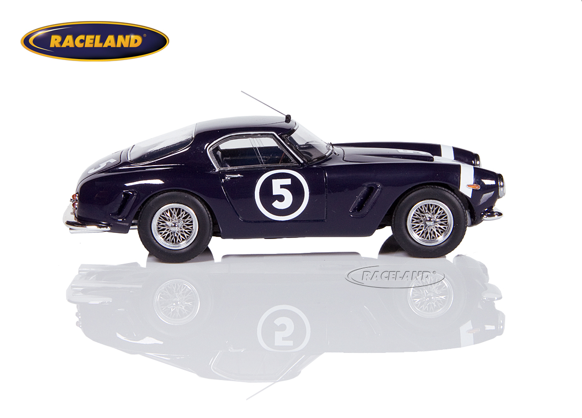 Ferrari 250 GT SWB R.R.C. Walker winner Tourist Trophy Nassau 1960 Stirling Moss Image 3