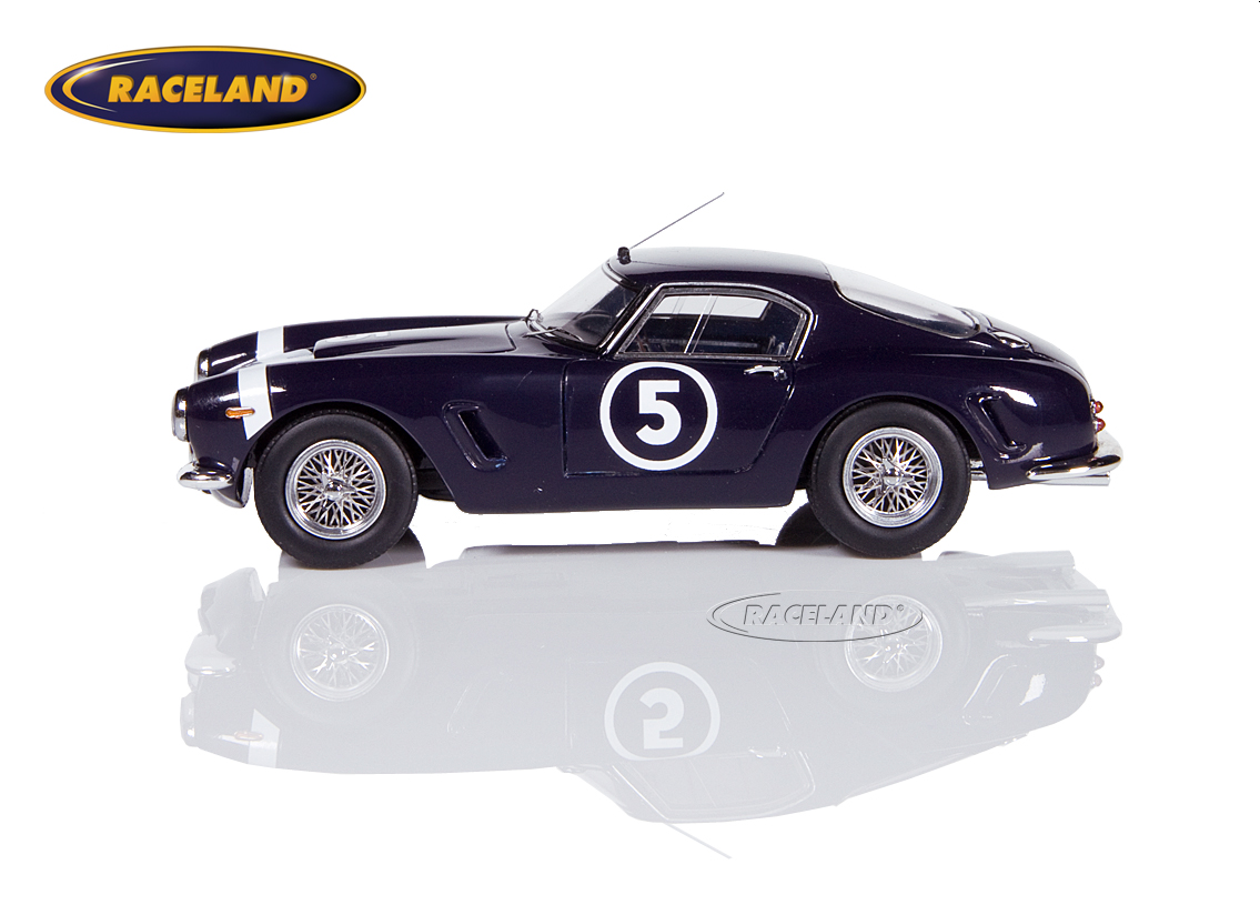 Ferrari 250 GT SWB R.R.C. Walker winner Tourist Trophy Nassau 1960 Stirling Moss Image 4