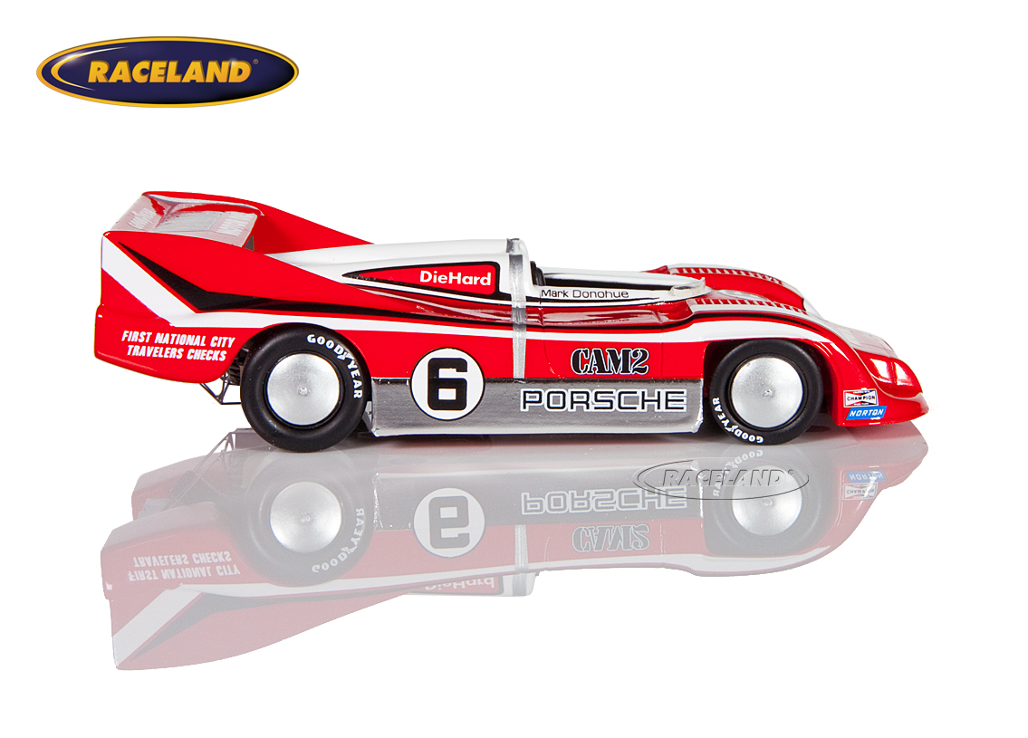 Porsche 917/30 Speed Record Car Closed Course 221.160 mph 1975 Mark Donohue Image 3