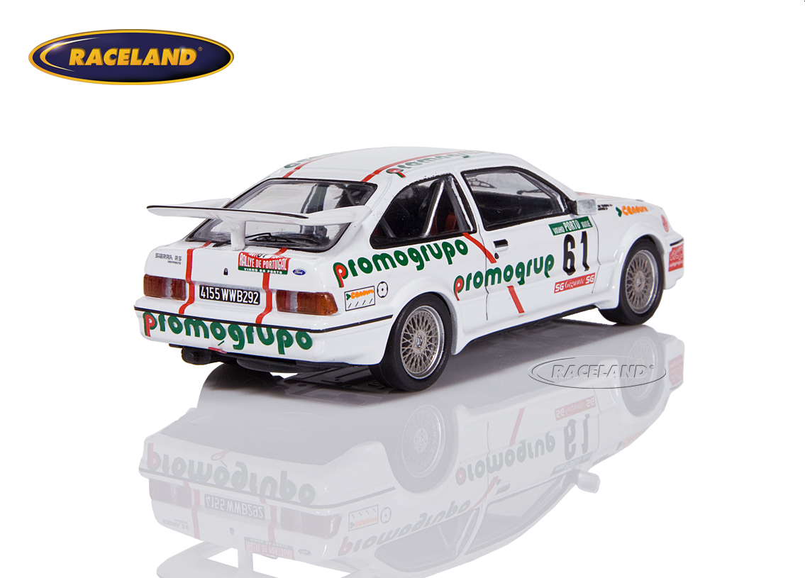 Ford Sierra RS Cosworth Promogrupo Portugal Rally 1987 Amorim/Teixeira Image 2