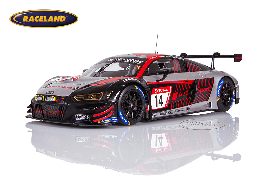 Audi R8 LMS Audi Sport Team Car Collection 3° 24H Nürburgring 2019 Winkelhock/Haase/Fässler/Rast