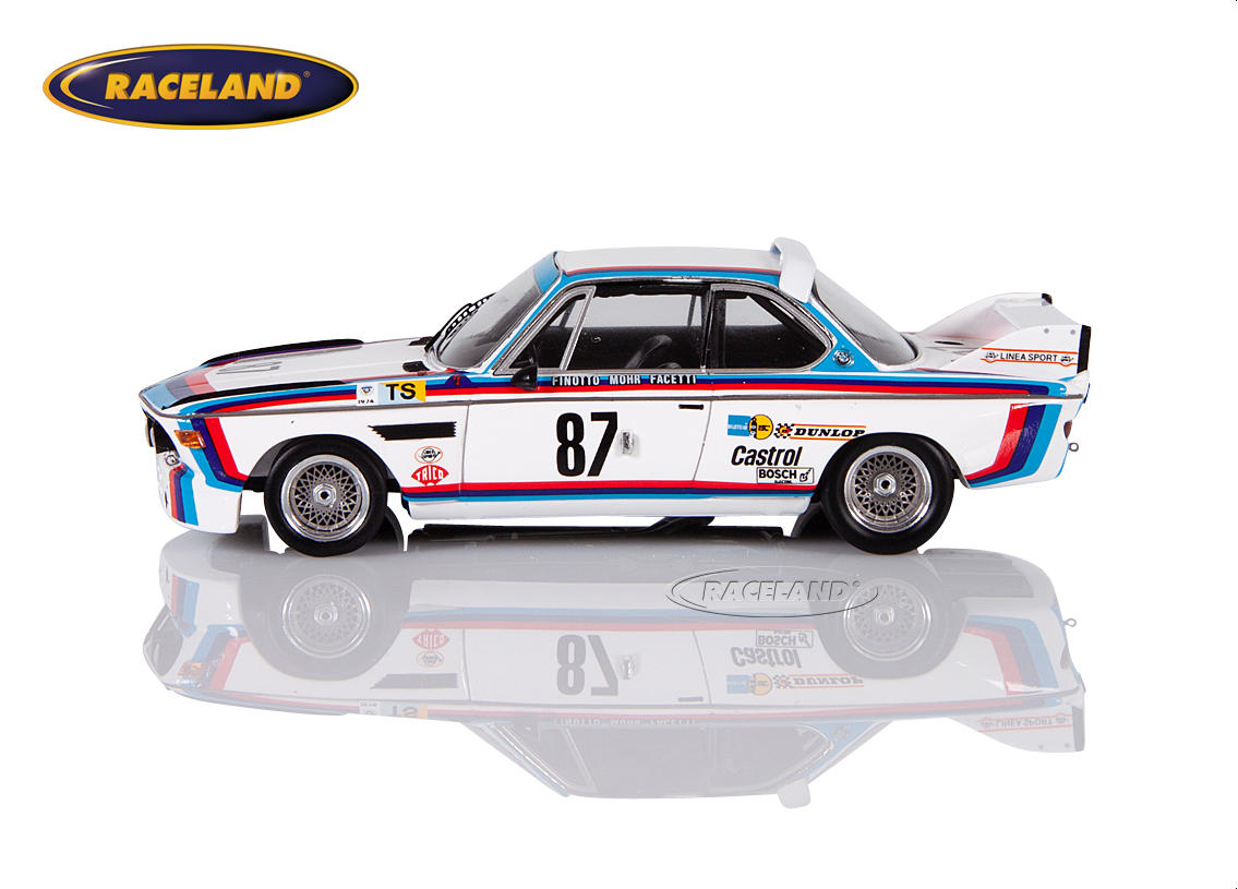 BMW 3.0 CSL 3.5 BMW Jolly Club Le Mans 1974 Finotto/Facetti/Mohr Image 4