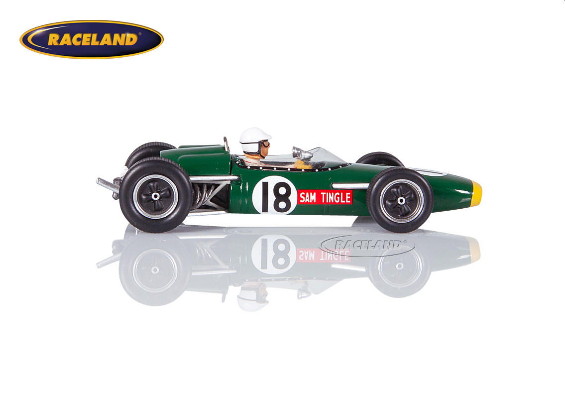 LDS Mk3 Climax F1 South African GP 1967 Sam Tingle Image 3
