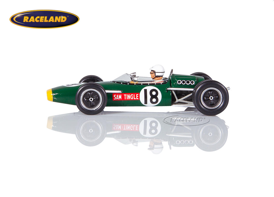 LDS Mk3 Climax F1 South African GP 1967 Sam Tingle Image 4