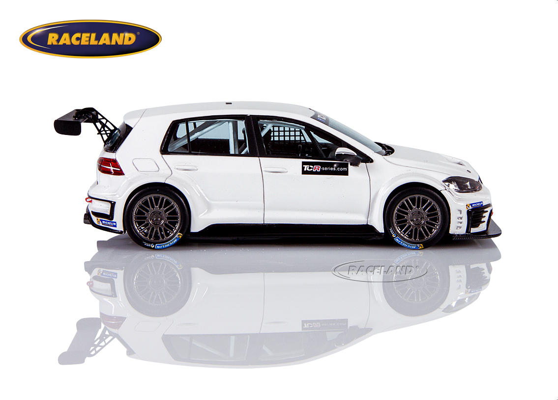 Volkswagen Golf GTI TCR test car 2016 Image 3