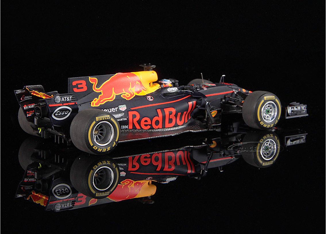 Red Bull Rb13 Tag Heuer: Red Bull RB13 TAG Heuer F1 3° Spanish GP 2017 Daniel