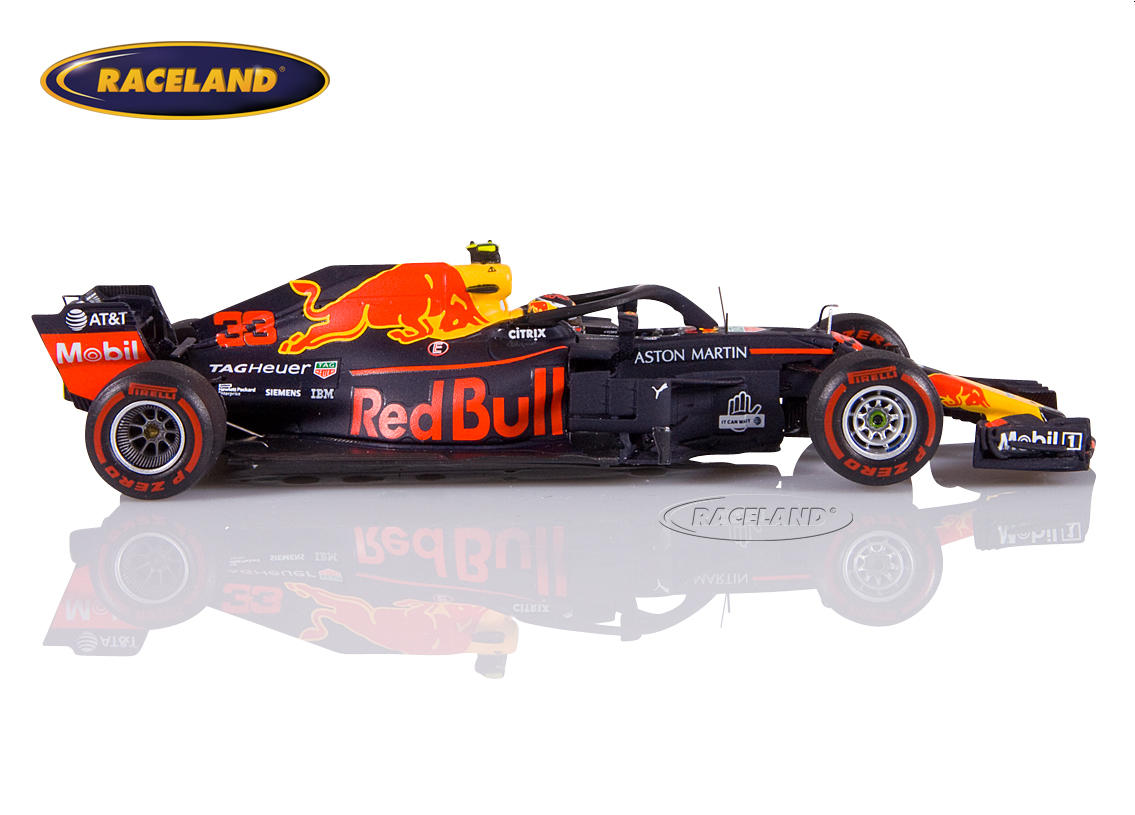 Aston Martin Red Bull RB14 TAG Heuer F1 winner Mexican GP 2018 Max Verstappen Image 3