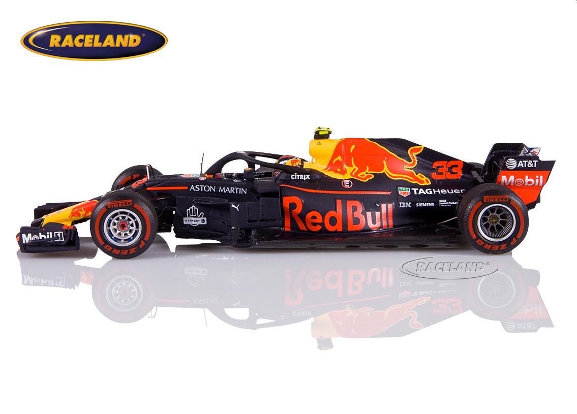 Aston Martin Red Bull RB14 TAG Heuer F1 winner Mexican GP 2018 Max Verstappen Image 4