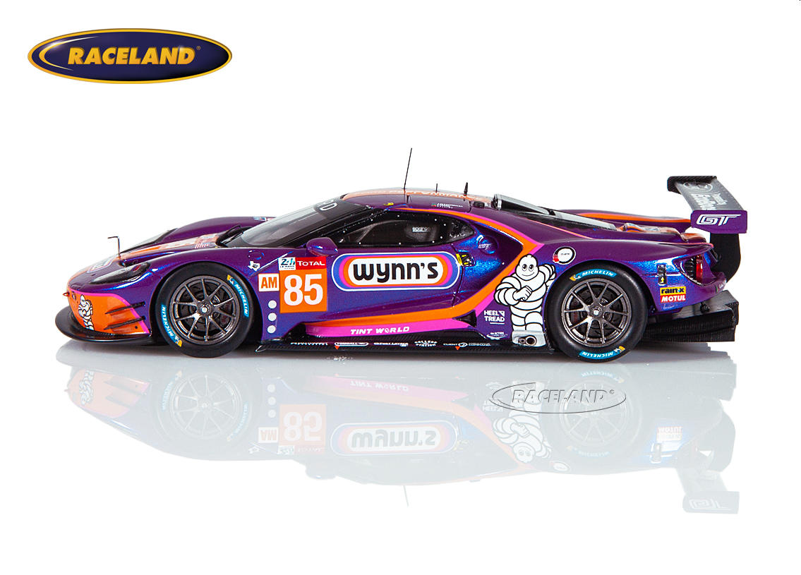 Ford GT LMGTEAm Keating Motorsports Wynns Le Mans 2019 Keating/Bleekemolen/Fraga Image 4