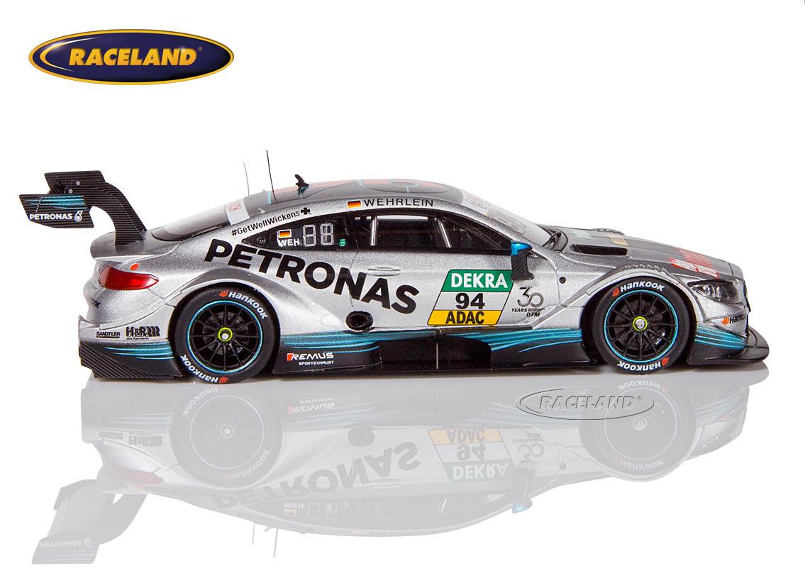 Mercedes Amg C63 Dtm Team Hwa Petronas Auto Bild Motorsport Dtm 2018