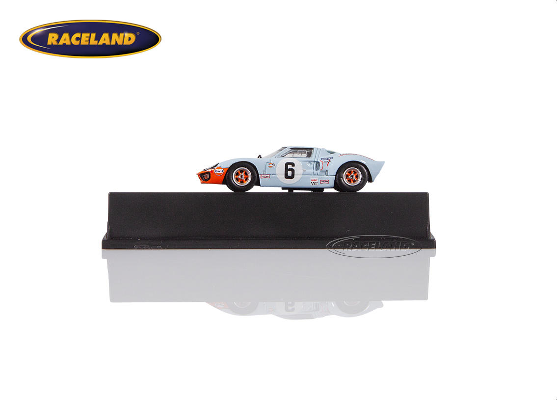 Ford GT40 Gulf John Wyer winner Le Mans 1969 Ickx/Oliver Image 4
