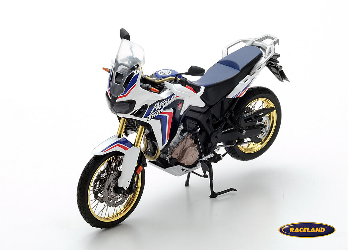 Honda Crf1000l Africa Twin 2017 Scale 1 12th 2010 2019 Modern Bikes Motorcycles