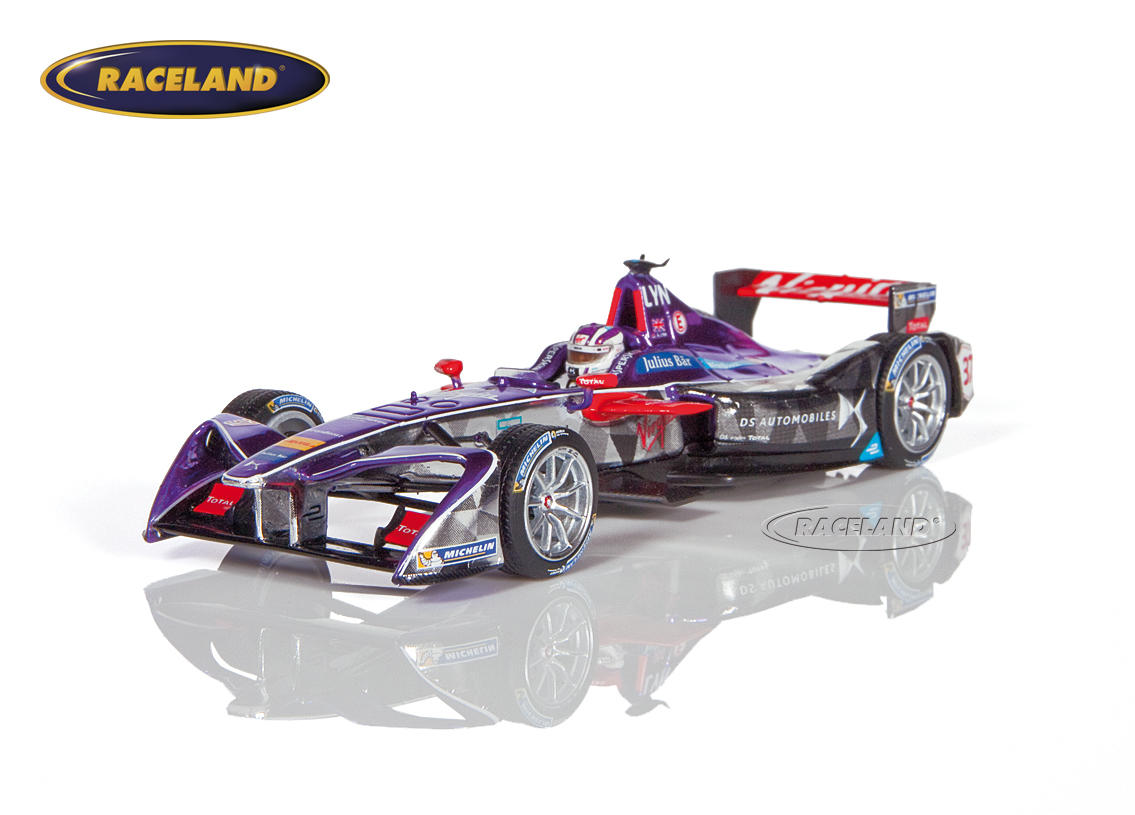 DS Virgin Racing Formula E New York 2016/2017 Alex Lynn