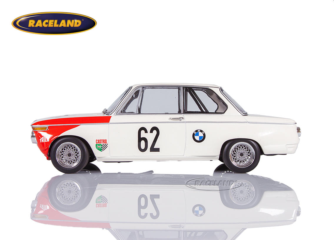 BMW 2002 tiK BMW AG winner Div.3 6H Brands Hatch ETCC 1969 Hahne/Quester Image 3