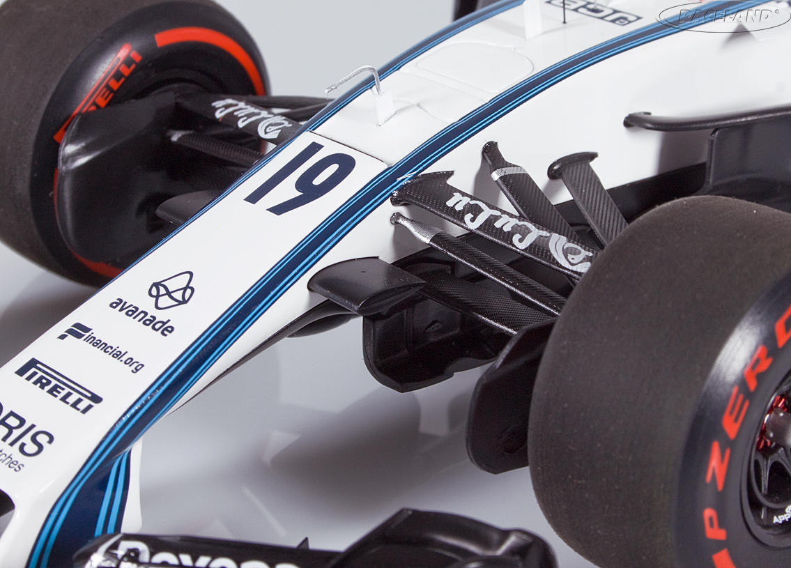 Williams FW40 Mercedes Martini F1 10° GP Abu Dhabi 2017 last F1 race Felipe Massa Image 4