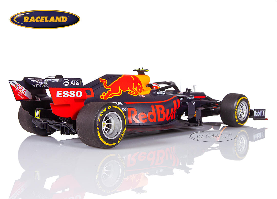 Aston Martin Red Bull TAG Heuer Honda RB15 F1 2019 Pierre Gasly Image 2