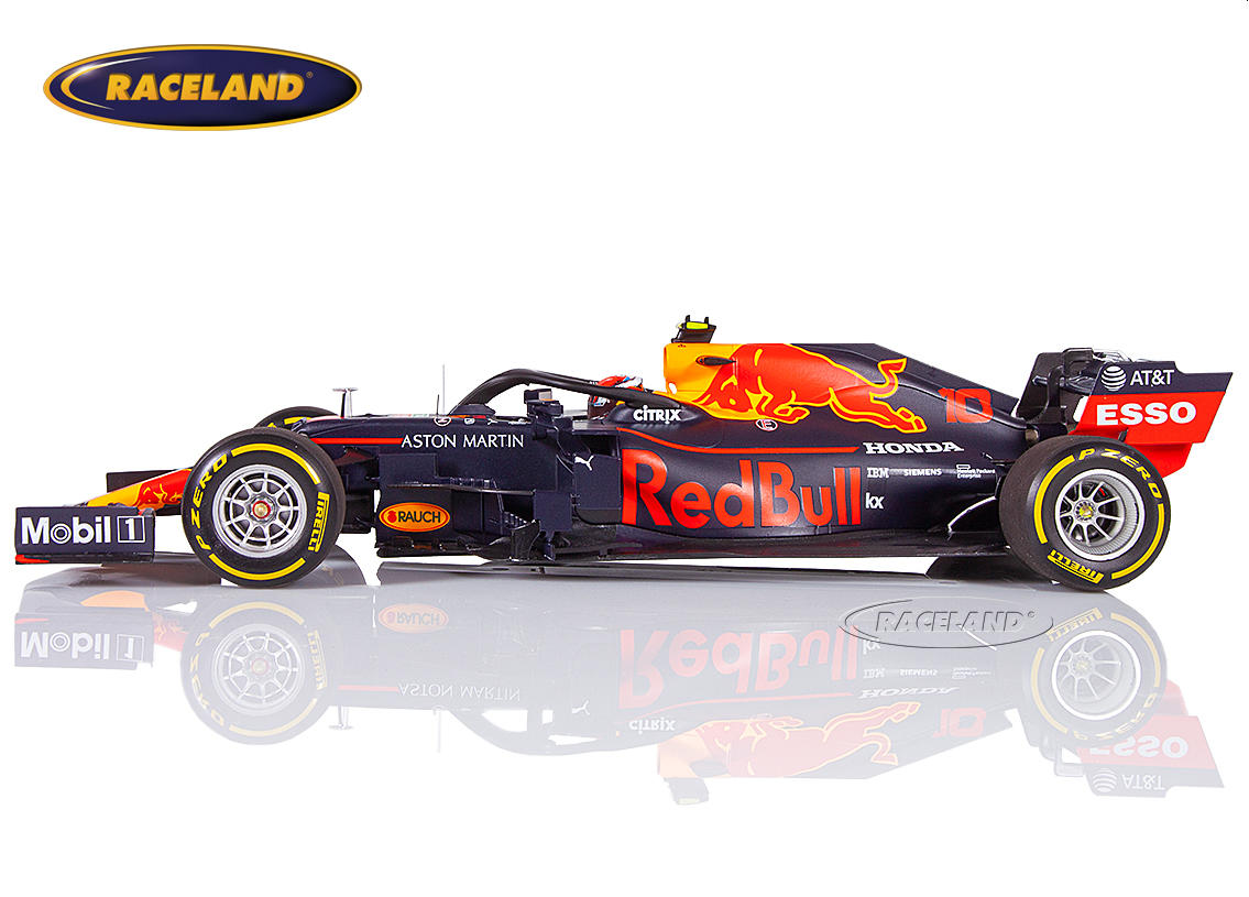 Aston Martin Red Bull TAG Heuer Honda RB15 F1 2019 Pierre Gasly Image 3