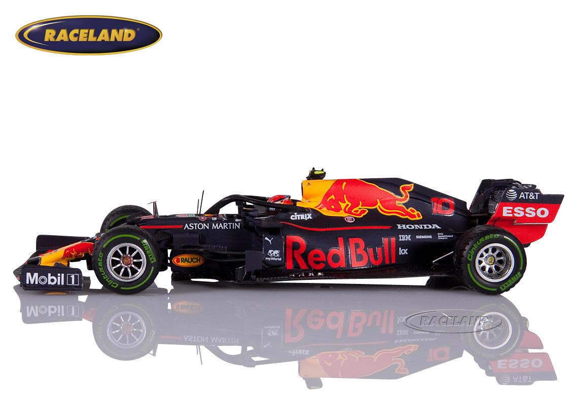 Aston Martin Red Bull TAG Heuer Honda RB15 F1 German GP 2019 Pierre Gasly Image 4