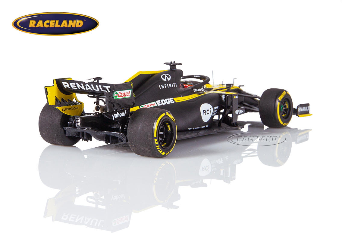 Renault DP World F1 Team F1 launch spec 2020 Esteban Ocon Image 2