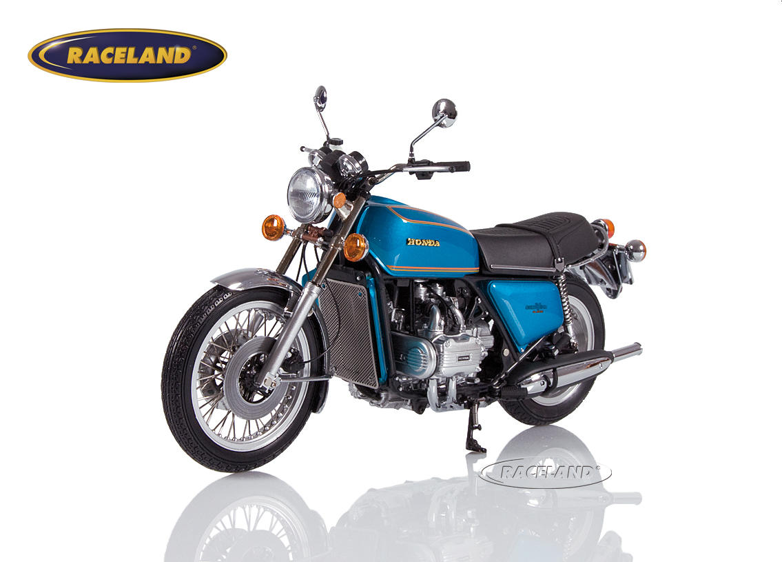 Honda Goldwing GL 1000 K0 1975 blue metallic