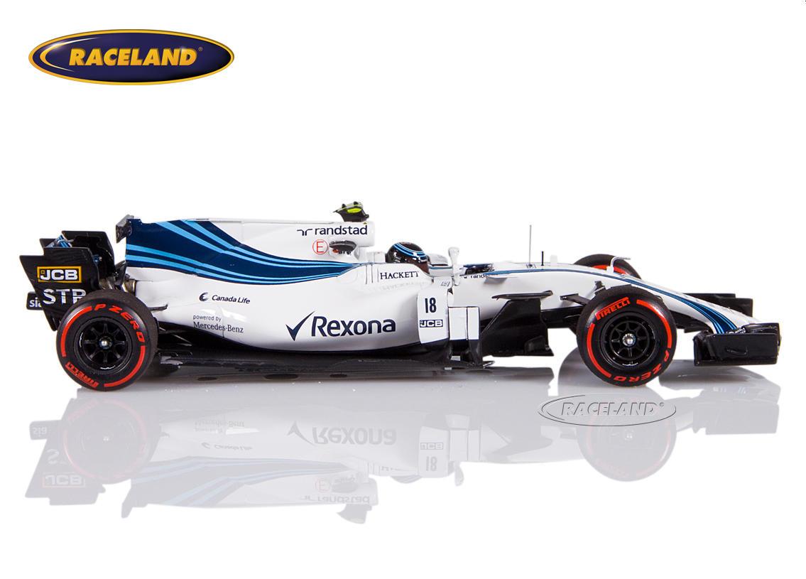 Williams-Mercedes FW40 Martini Racing F1 GP Abu Dhabi 2017 ...