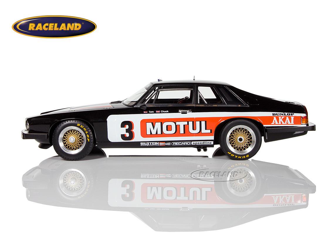 Jaguar XJS Team Motul Jaguar winner ETCC Silverstone 1982  Walkinshaw/Nicholson