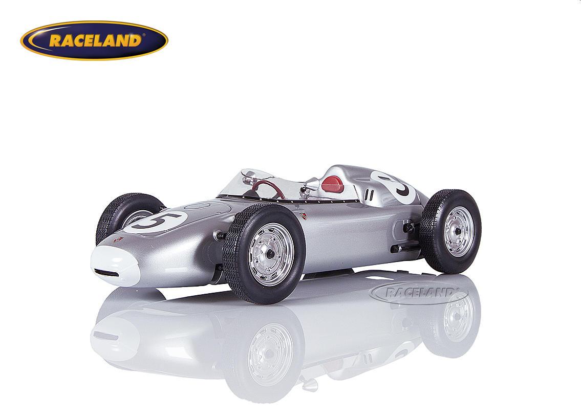 Porsche 718 2 F2 Porsche Kg 2 Solitude German F2 Gp 1960 Hans Herrmann Scale 1 18th 1960 1964 Formula 1 Motorsports