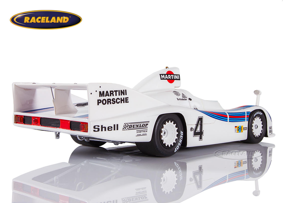 Porsche 936/77 Martini Racing winner Le Mans 1977 Barth/Haywood/Ickx Image 2