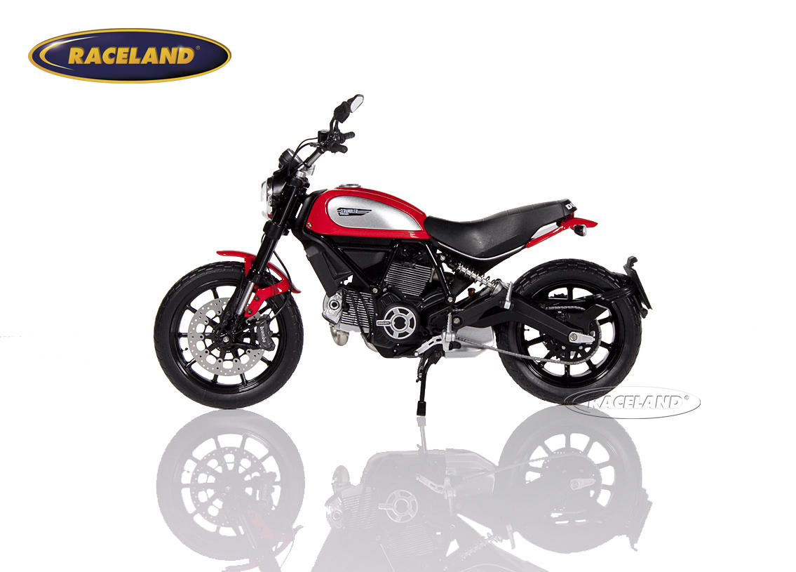 Ducati Scrambler Icon 2015 red Image 3