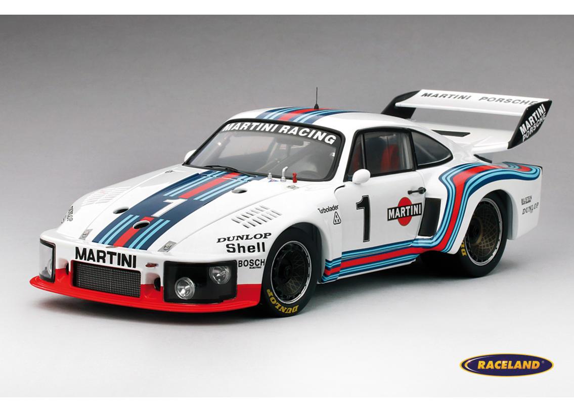 Porsche 935 Martini Racing Winner 6h Dijon 1976 Ickx Mass Scale 1 18th 1975 1979 24h Le Mans Motorsports