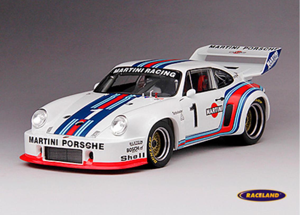 Porsche 935 Martini Racing winner 6H Vallelunga WSC 1976 Ickx/Mass ...