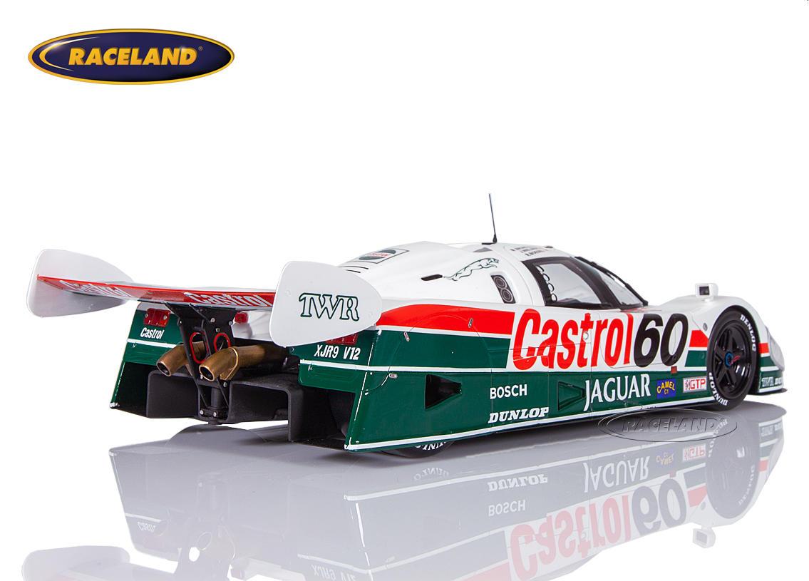 Jaguar XJR-9 Castrol Jaguar Racing winner 24H Daytona 1988 ...