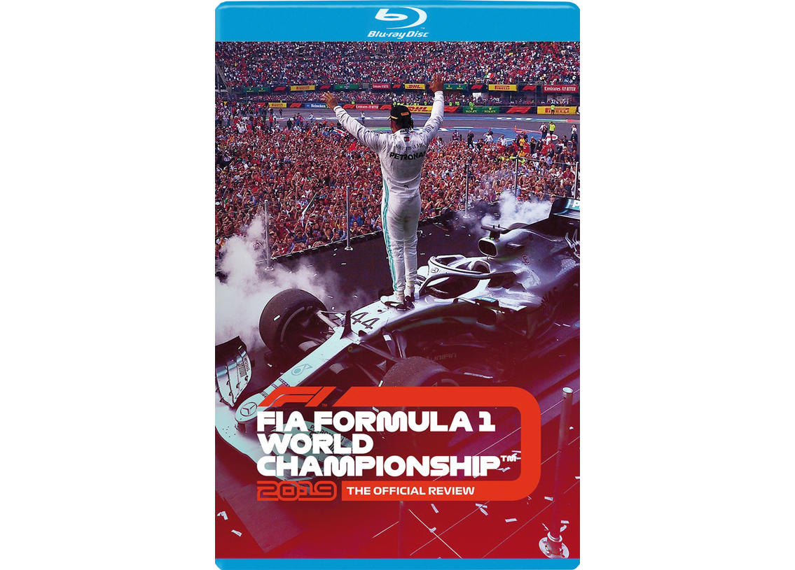 BluRay Formula 1 2019 review