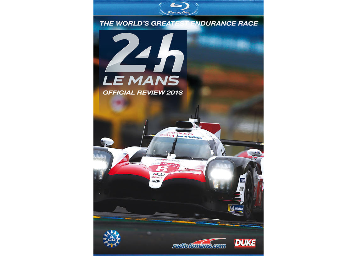 BluRay Le Mans 24 Hours 2018 2018