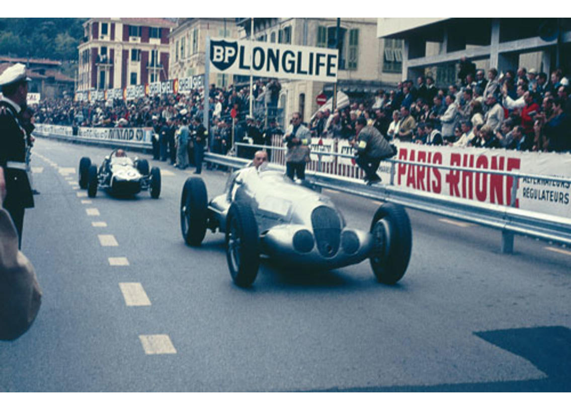 Classic Grand Prix Cars - The Front Engines Formula 1 Era 1906 - 1960 Image 3