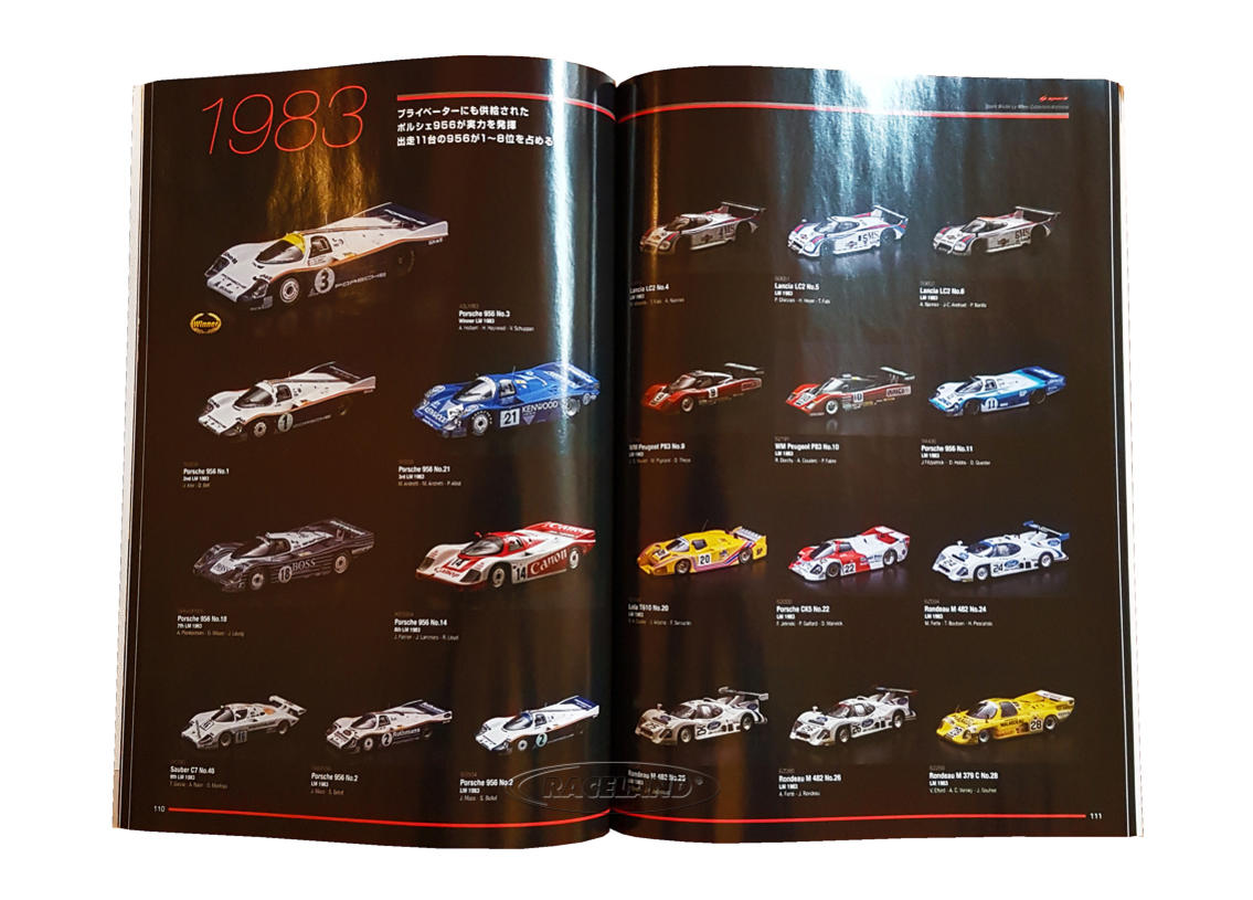 Spark Miniature Cars in Le Mans 1930-2018 Image 3