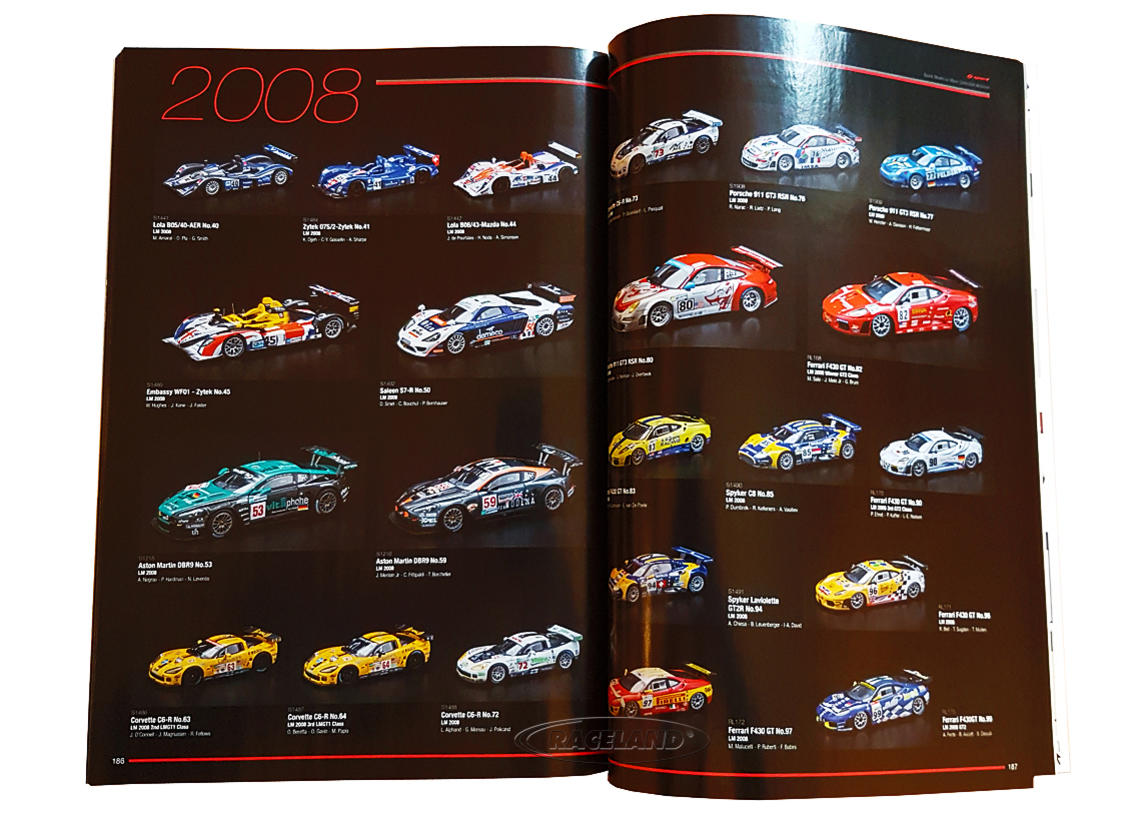 Spark Miniature Cars in Le Mans 1930-2018 Image 4