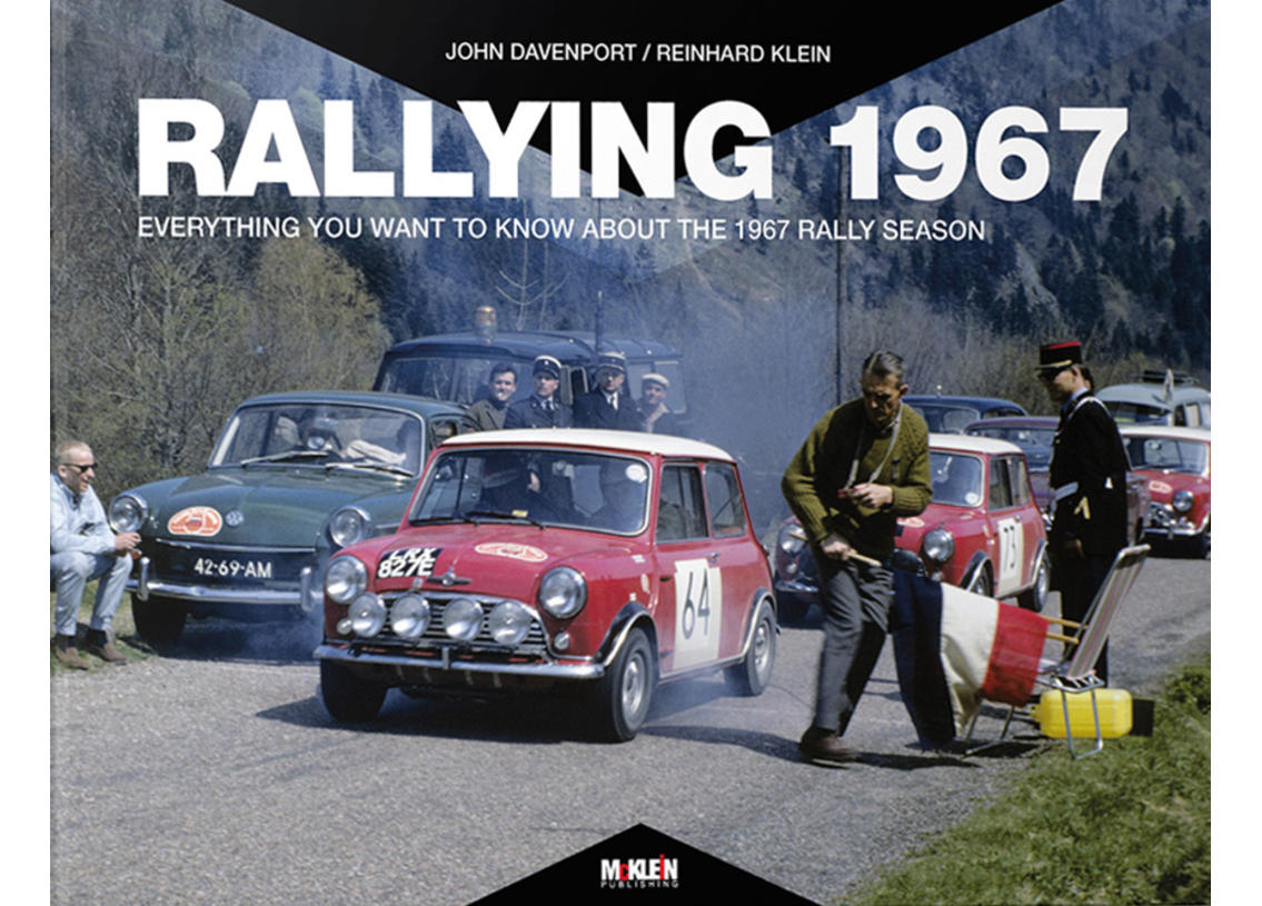 Rallying 1967 - everything you want to know about the 1967 rally season