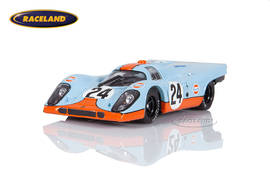 Porsche 917K Gulf John Wyer Automotive winner 1000 km Spa 1970 Siffert/Redman