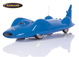 Bluebird Proteus CN7 record car record attempts Lake Eyre Australia 1963 Donald Campbell