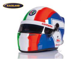 Helm Bell Helmet  Giovinazzi  Sauber Racing  Formel 1 2019  1:8 Spark HSP046 NEU