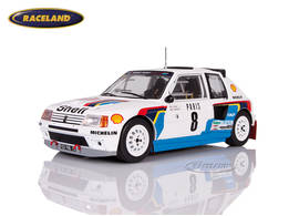 Peugeot 205 Turbo 16 Peugeot Talbot Sport 5° Rallye Monte Carlo 1985 Saby/Fauchille