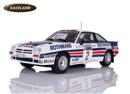 Opel Manta 400 Rothmans Opel Rally Team RAC Rallye 1983 Toivonen/Gallagher