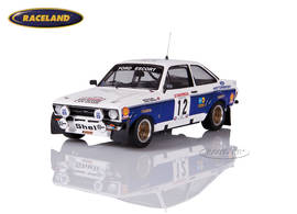 Ford Escort MkII RS 1800 Ford Motor Co. Tour de Corse 1977 Brookes/Holmes