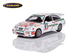 Ford Sierra RS Cosworth Promogrupo Portugal Rally 1987 Amorim/Teixeira