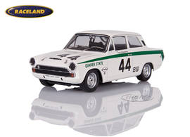 Ford Lotus Cortina Group 44 Quaker State 4H Sebring TransAm 1967 Tony Adamowicz