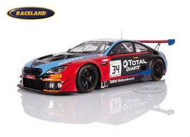 BMW M6 GT3 Walkenhorst Motorsport Total winner 24H Spa 2018 Blomqvist/Krognes/Eng