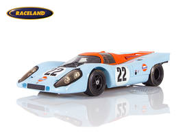 Porsche 917K Gulf John Wyer Automotive Le Mans 1970 David Hobbs, Mike Hailwood