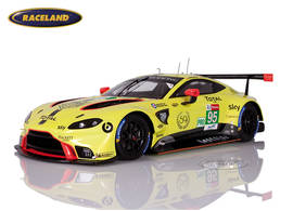 24h Le Mans Racing Challenge Die-Cast Limited 1//43 Aston Martin Vantage GTE